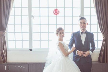婚禮紀錄 - 漢神巨蛋婚宴會館-金冠廳