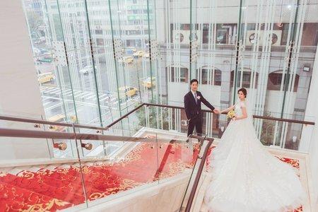 婚禮紀錄 - 台北 大倉久和大飯店