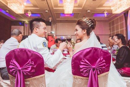 婚禮紀錄 - 台南 富霖宴會場-華平館