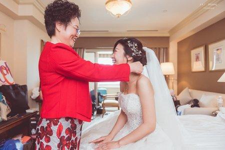 婚禮紀錄 - 高雄 漢來大飯店 | 晶綺盛宴 - 珍珠廳