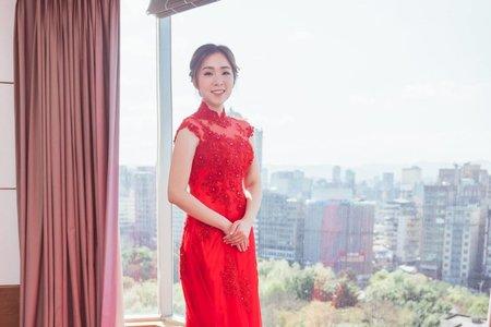 婚禮紀錄 - 台北晶華酒店 寰宇廳