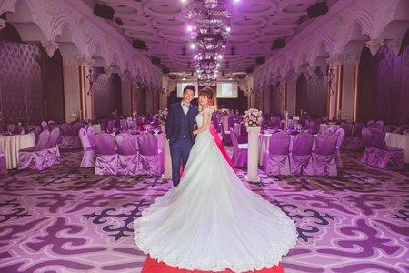 婚禮紀實攝影服務(平面攝影)