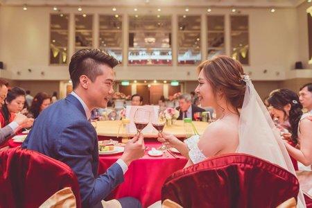 婚禮紀錄 - 君鴻國際酒店-星鑽廳