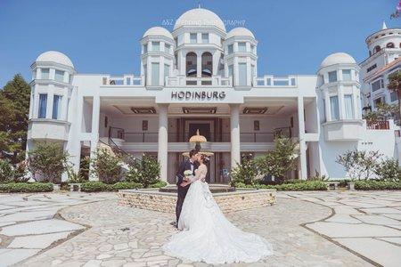 婚禮紀錄 - 宜蘭 香格里拉渡假飯店-豪汀堡一廳
