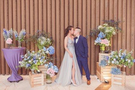 婚禮紀錄 - 新莊典華 紫艷好事