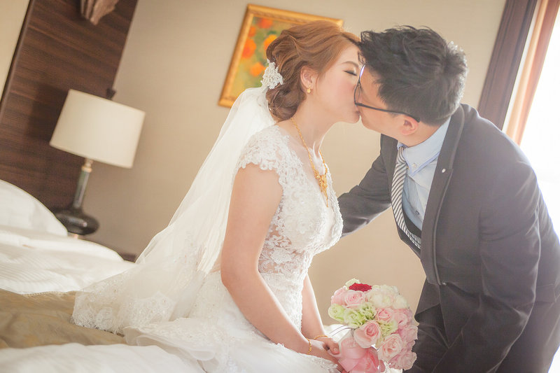 婚禮現場紀錄作品