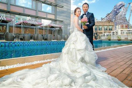 婚禮平面照相