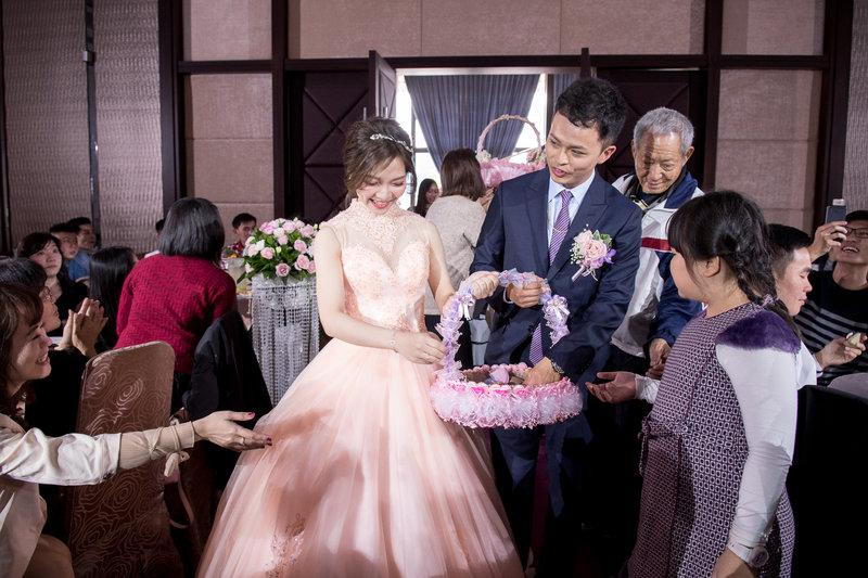 婚禮紀錄-單宴客作品