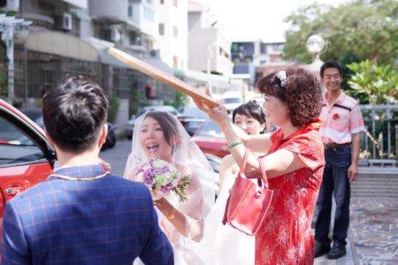 婚禮攝影-早儀午宴
