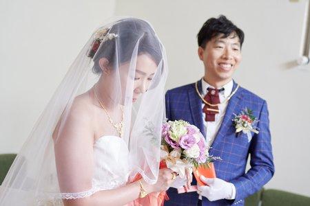 婚攝客照-馥&富