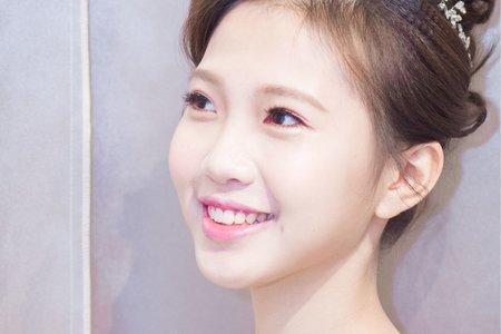 韓系造型練習 X 咬唇妝
