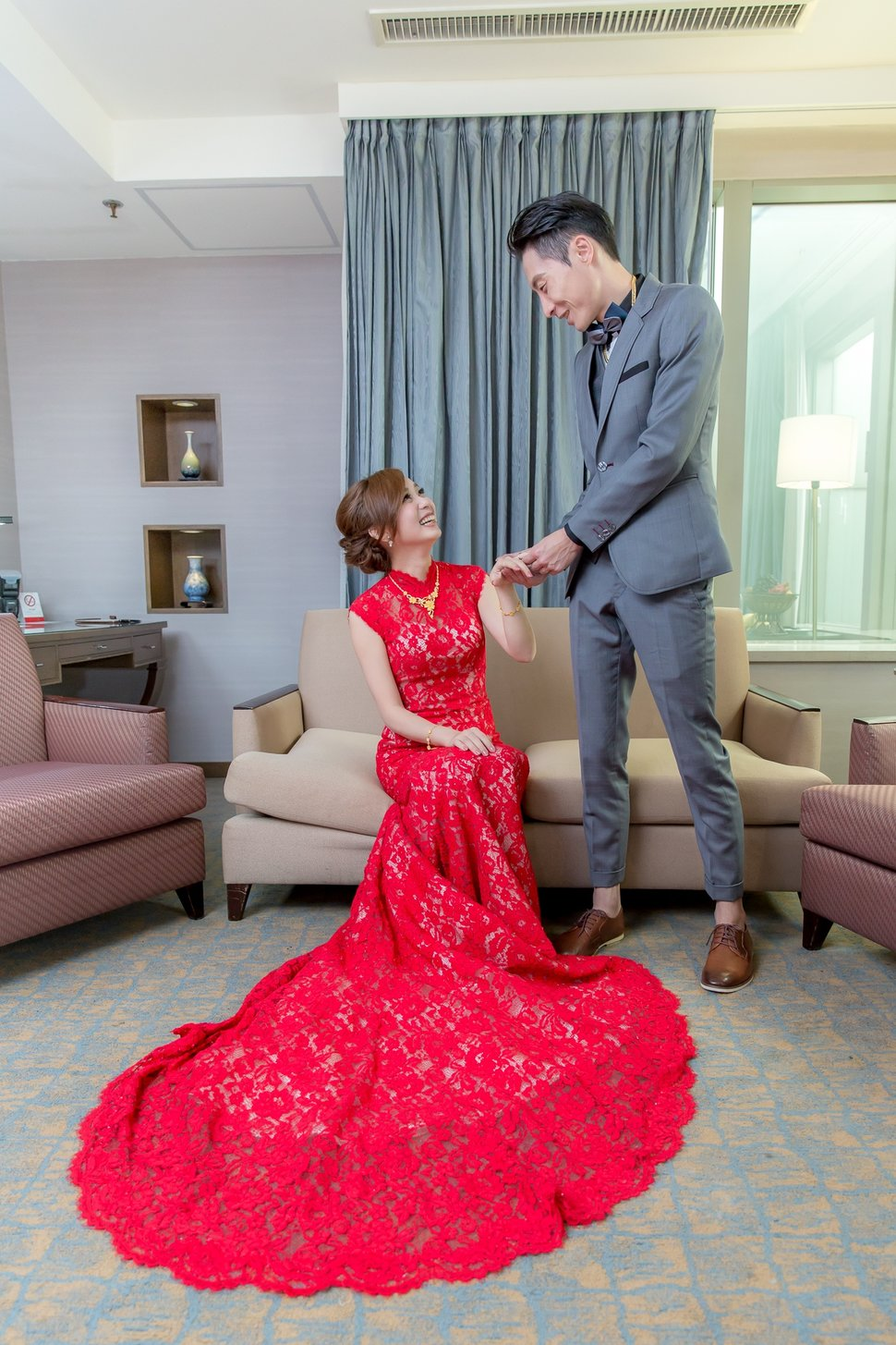 維初&丹琪~彭園會館~~(編號:471343) - 愛回憶影像製作團隊《結婚吧》