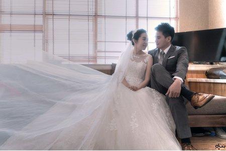 婚禮紀錄/西子灣沙灘會館-[Han & Nicole]