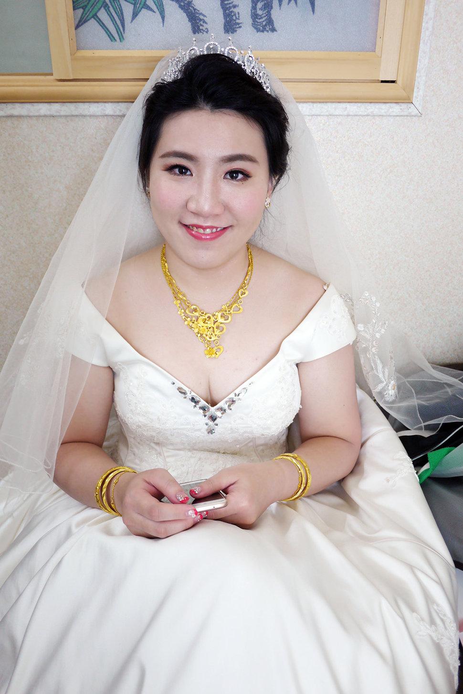 (編號:509047) - Winnie白色時尚城堡新娘秘書《結婚吧》