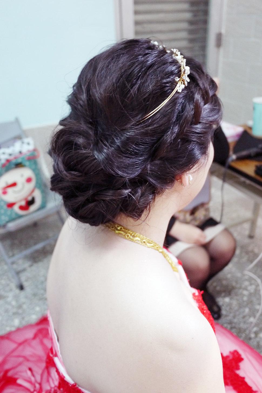 (編號:509058) - Winnie白色時尚城堡新娘秘書《結婚吧》