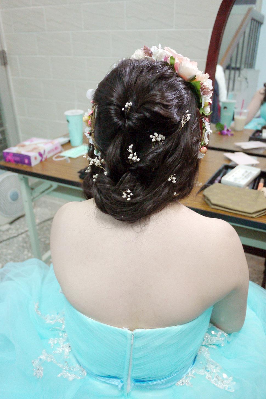 (編號:509060) - Winnie白色時尚城堡新娘秘書《結婚吧》