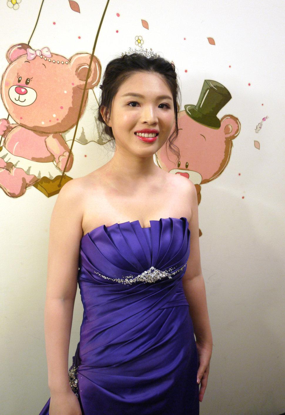 白紗精選造型(編號:509087) - Winnie白色時尚城堡新娘秘書《結婚吧》