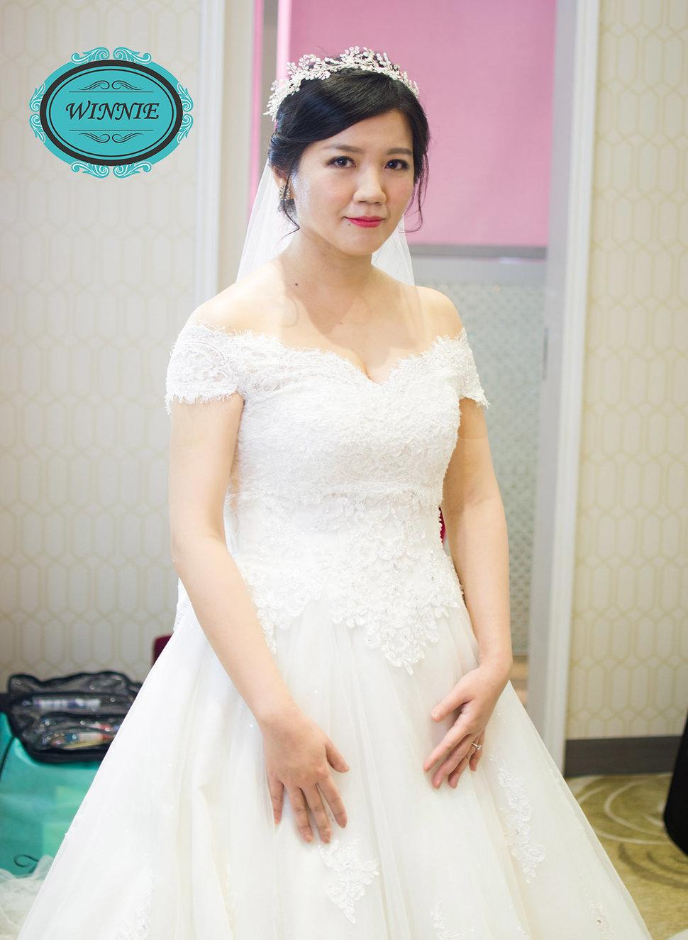 (編號:509088) - Winnie白色時尚城堡新娘秘書《結婚吧》
