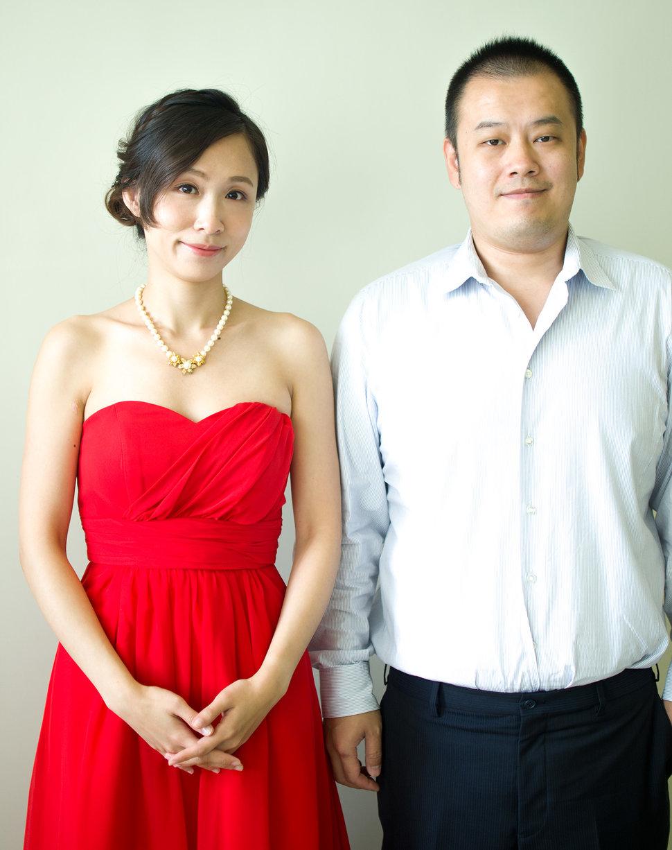 白紗精選造型(編號:509101) - Winnie LIU白色時尚城堡《結婚吧》