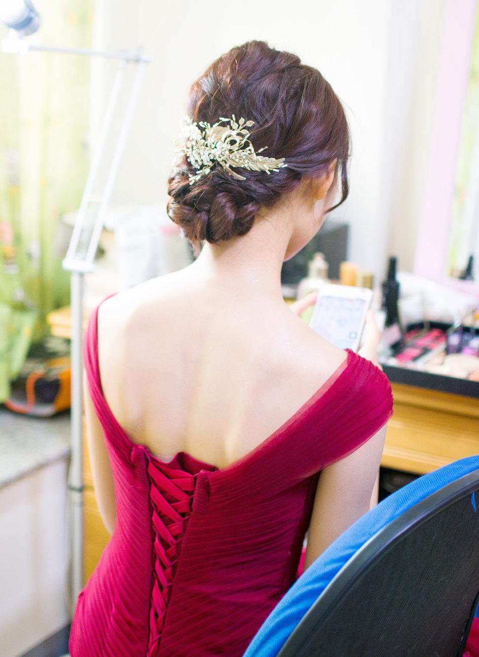(編號:509108) - Winnie白色時尚城堡新娘秘書《結婚吧》