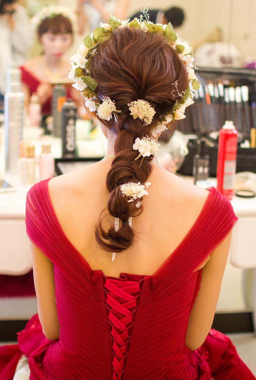 (編號:509109) - Winnie白色時尚城堡新娘秘書《結婚吧》