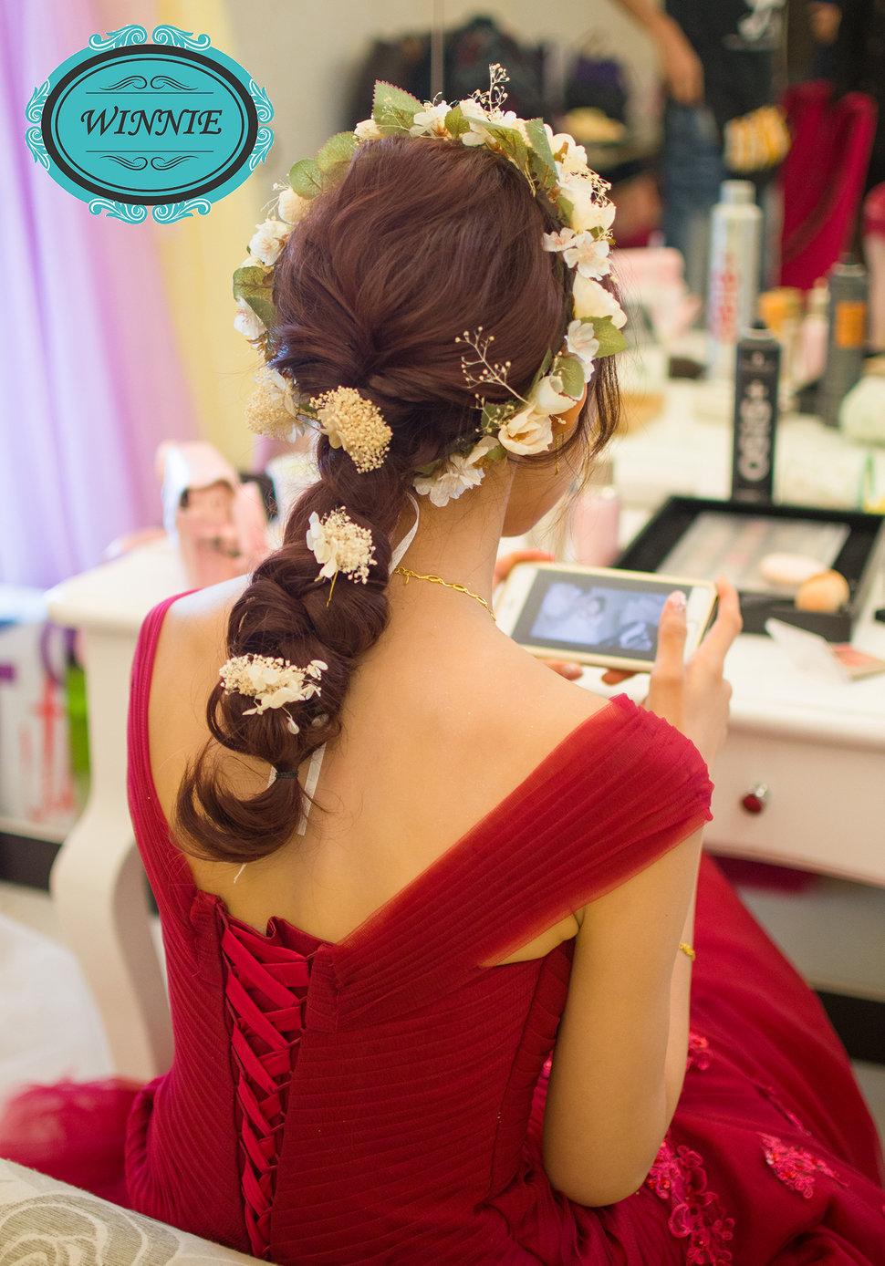 (編號:509113) - Winnie白色時尚城堡新娘秘書《結婚吧》