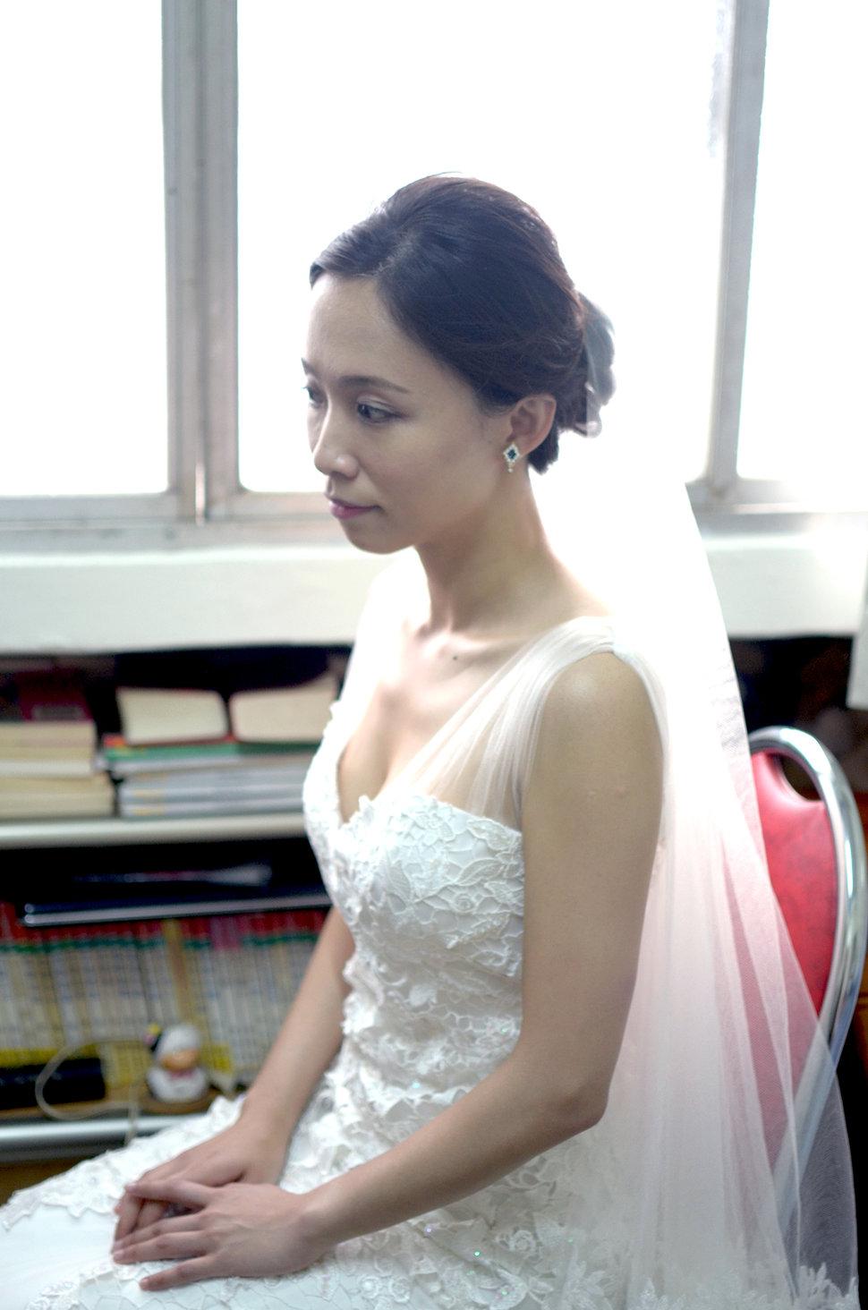 (編號:509115) - Winnie白色時尚城堡新娘秘書《結婚吧》