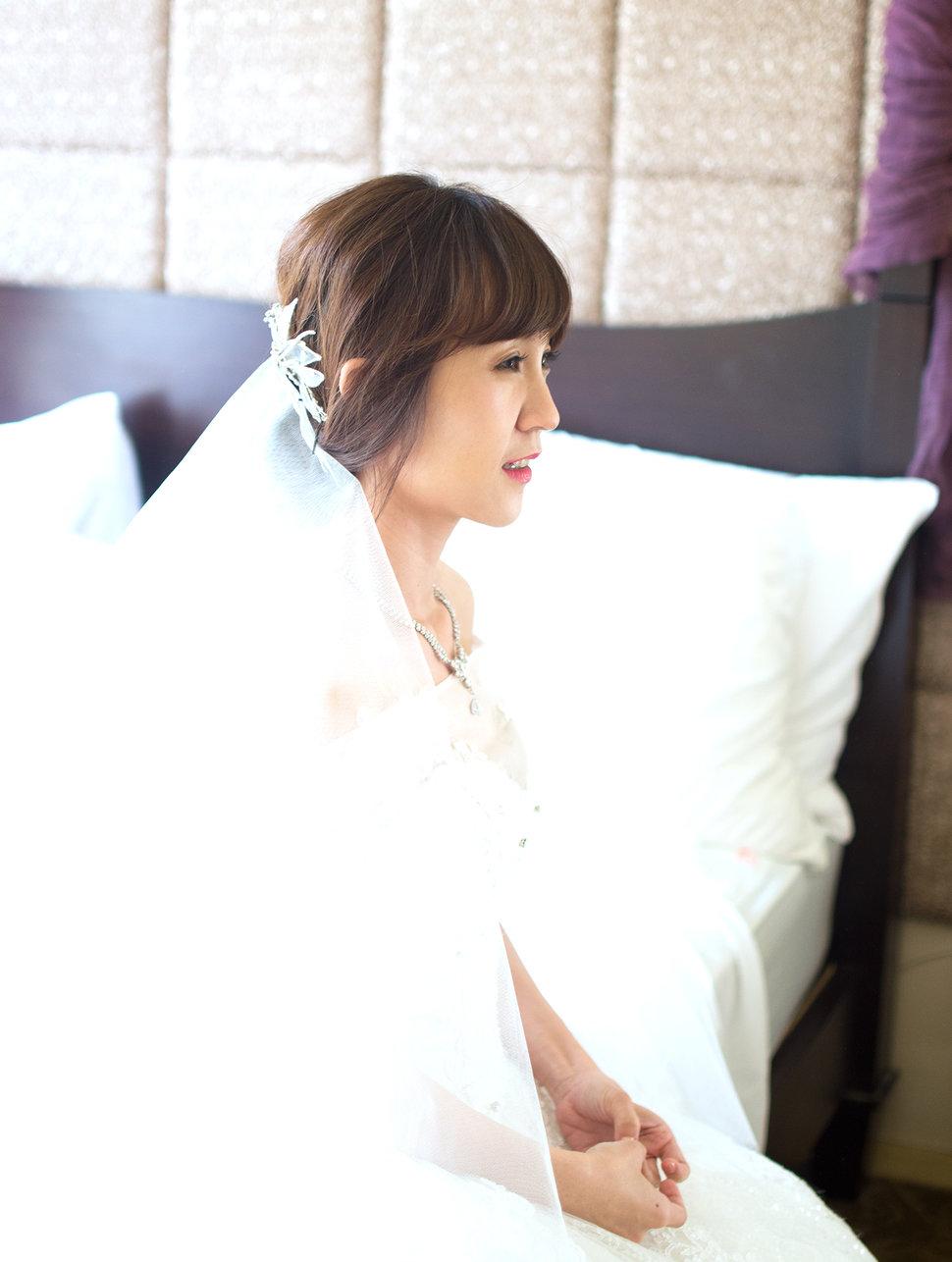 白紗精選造型(編號:509116) - Winnie白色時尚城堡新娘秘書《結婚吧》