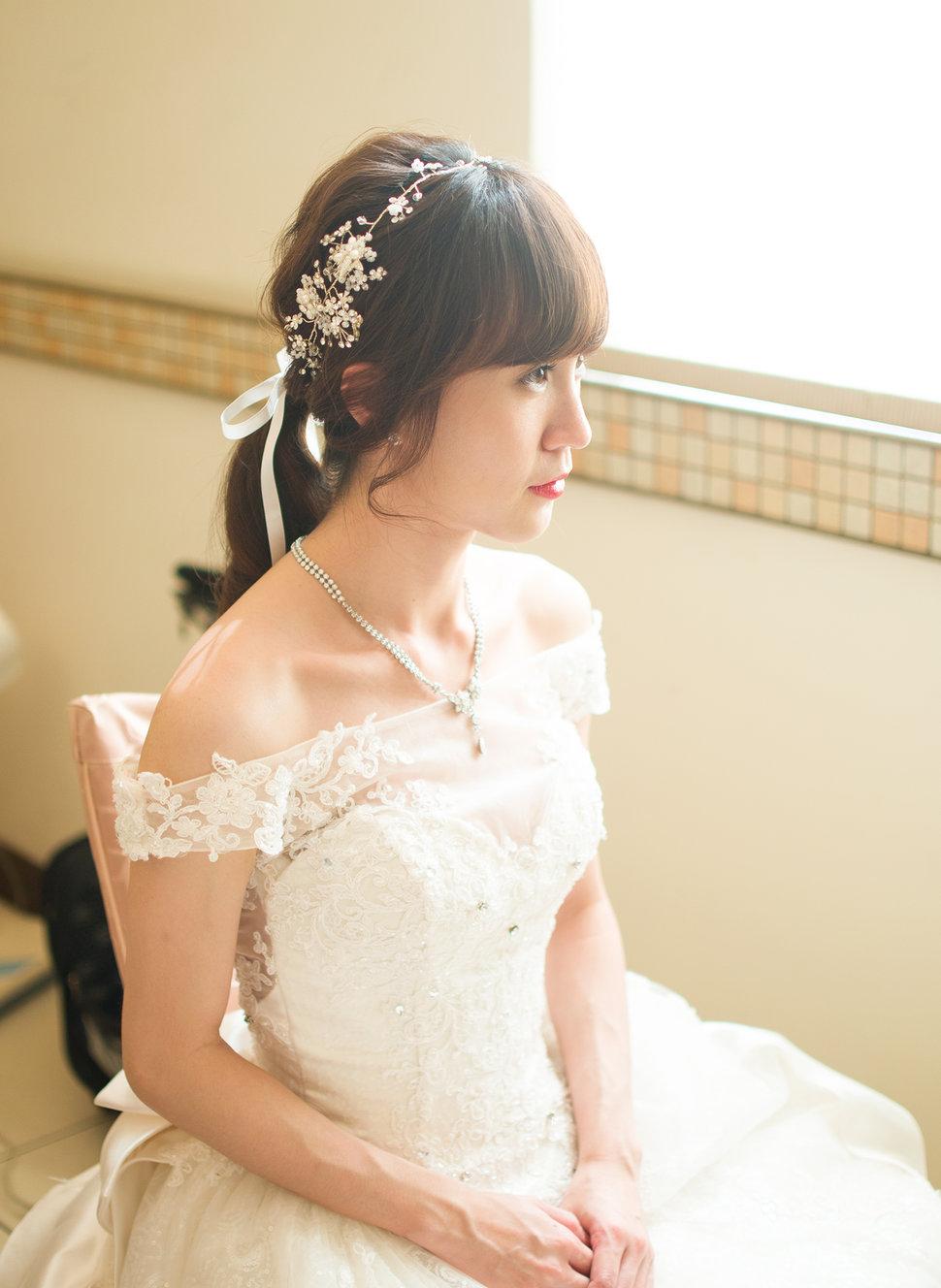 (編號:509119) - Winnie白色時尚城堡新娘秘書《結婚吧》