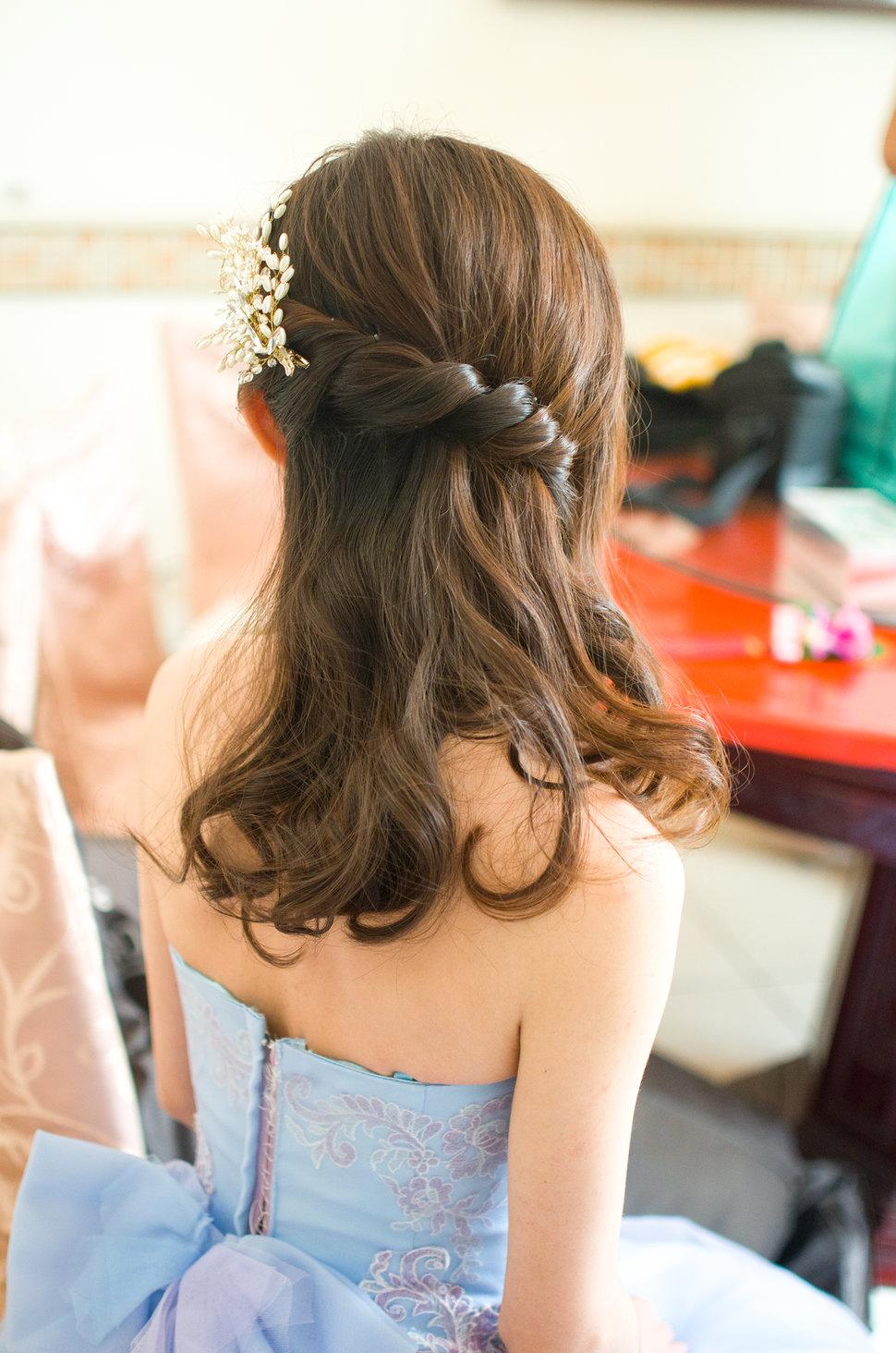 白紗精選造型(編號:509126) - Winnie白色時尚城堡新娘秘書《結婚吧》