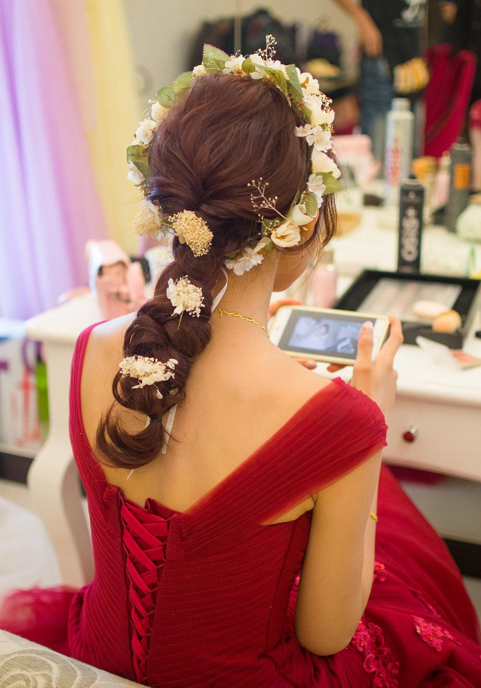 (編號:509130) - Winnie白色時尚城堡新娘秘書《結婚吧》