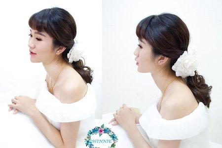 韓式風格整體造型