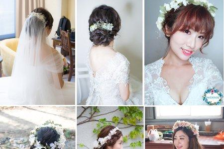 Winnie風格新娘