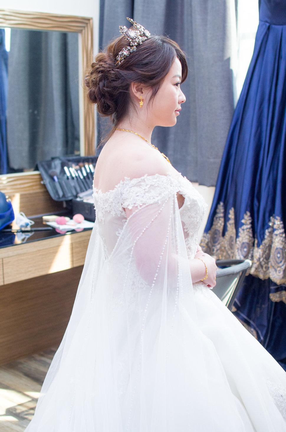 20180113 - Winnie Liu白色時尚城堡 - 結婚吧