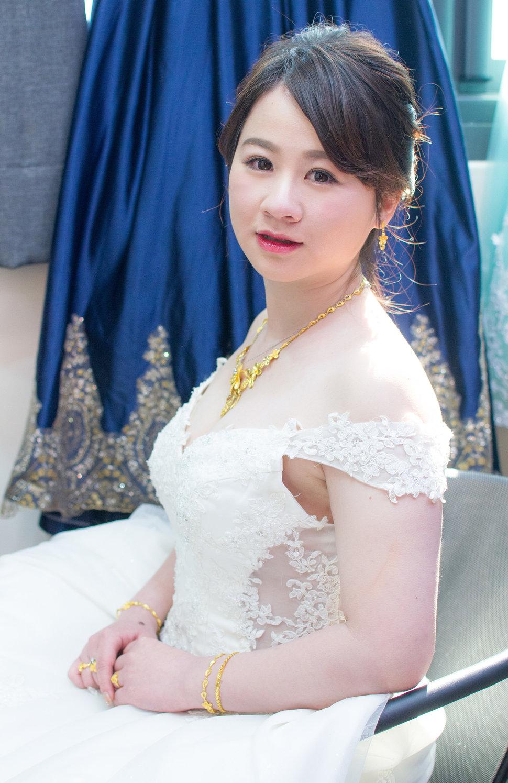 20180113-6 - Winnie Liu白色時尚城堡 - 結婚吧