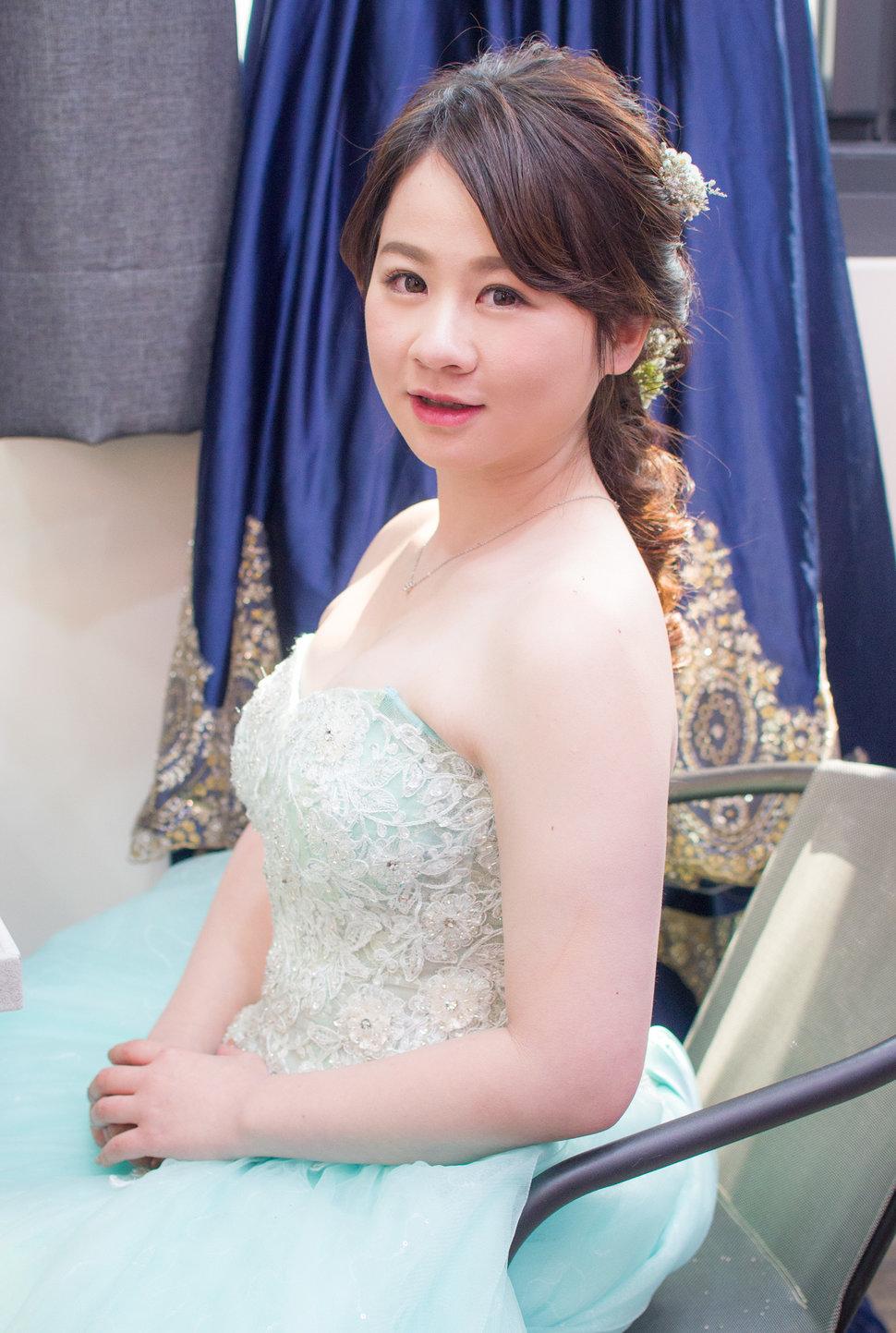 20180113-8 - Winnie Liu白色時尚城堡 - 結婚吧