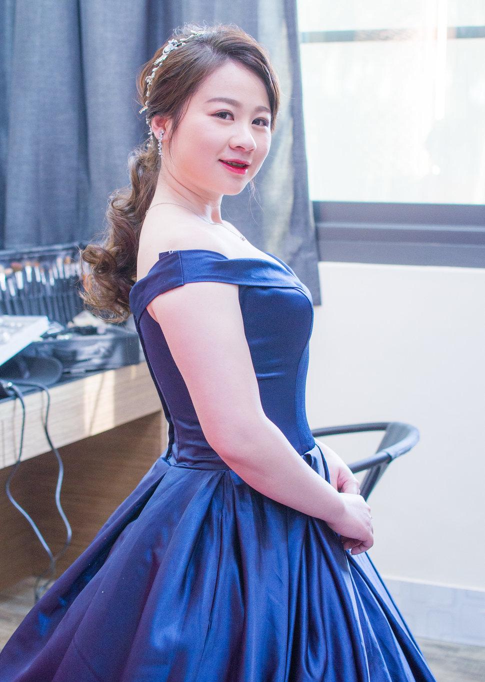 20180113-13 - Winnie Liu白色時尚城堡 - 結婚吧