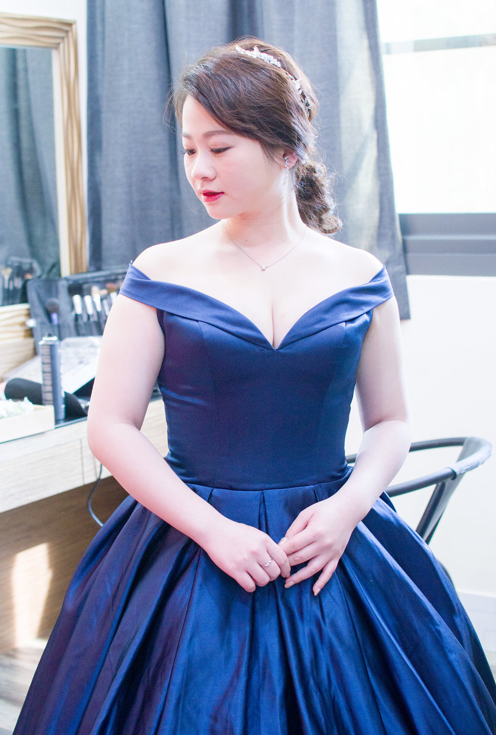 20180113-15 - Winnie Liu白色時尚城堡 - 結婚吧