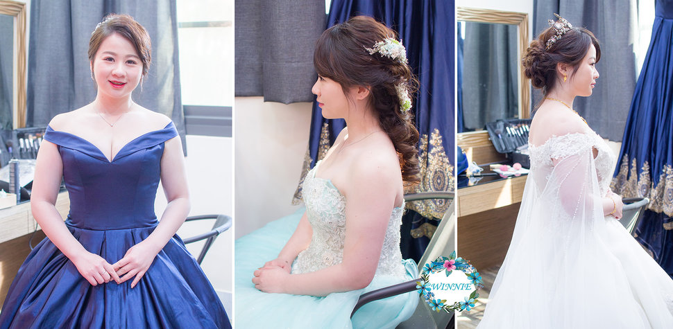 20180113-16 - Winnie Liu白色時尚城堡 - 結婚吧