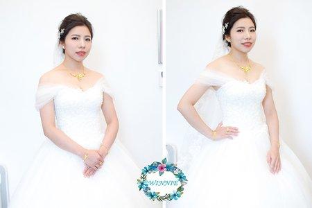 BRIDE自然柔美