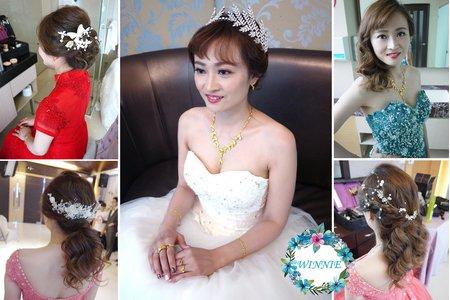 癸今BRIDE婚宴造型