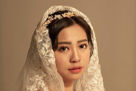 韓系自助婚紗梳化