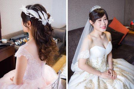 甜美軍官新娘
