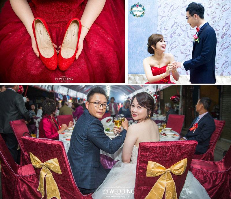 幸福花嫁~結婚午宴3造型/結婚晚宴3造型作品