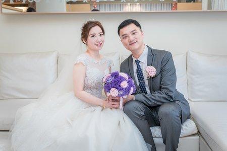 輕透底妝+韓系造型(台南商務會館)