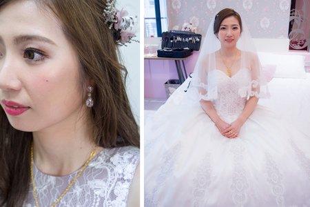 Winnie 新娘單妝