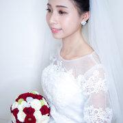 Winnie Liu白色時尚城堡!