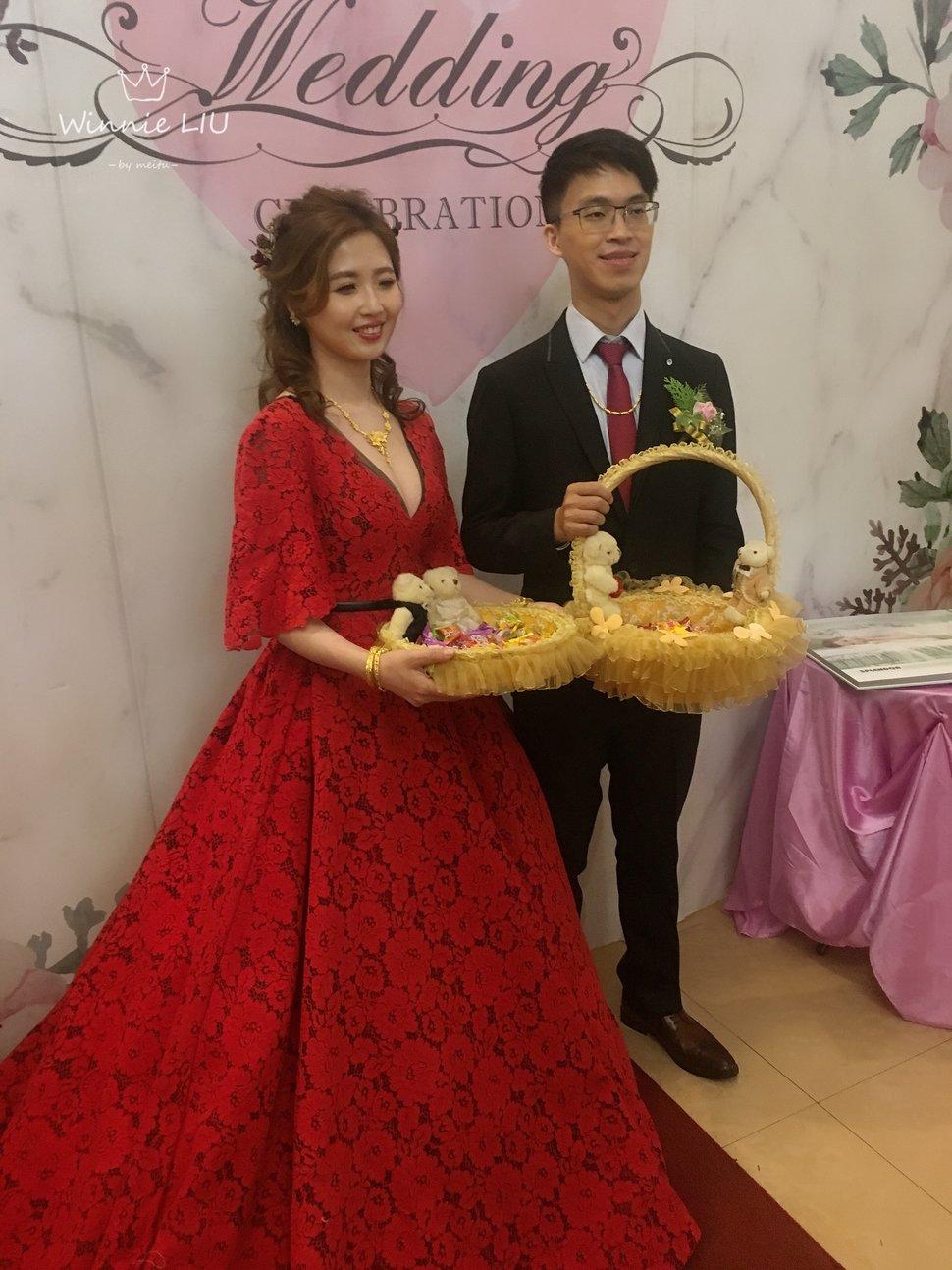 ABC0121F-7338-4F07-8FEC-F9191B63510D - Winnie Liu白色時尚城堡《結婚吧》