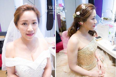 大受好評的完美新娘(彰化大中華國際美食館)