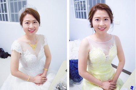 氣勢仙氣時尚都有的完美新娘